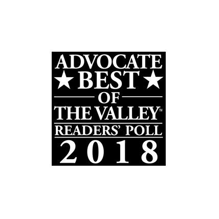 advocate best of the valley readers' poll 2018