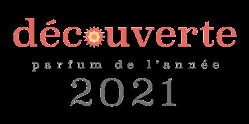 Découverte, le Parfum de l'année 2021