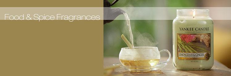 Food & Spice Fragrances
