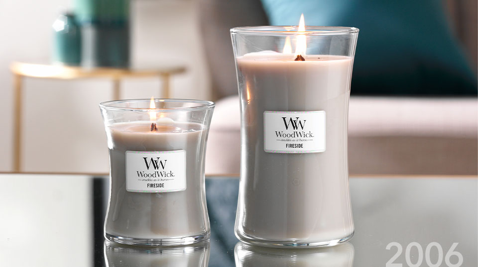 2006 | WoodWick® Candles