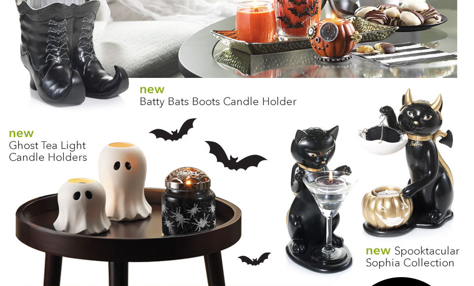 2016 Halloween Preview | Yankee Candle