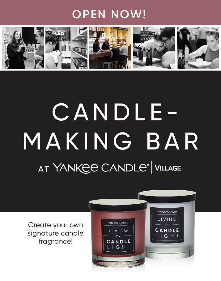 Candle Making Bar