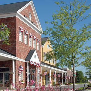 Yankee Candle's Flagship Store, Williamsburg, VA