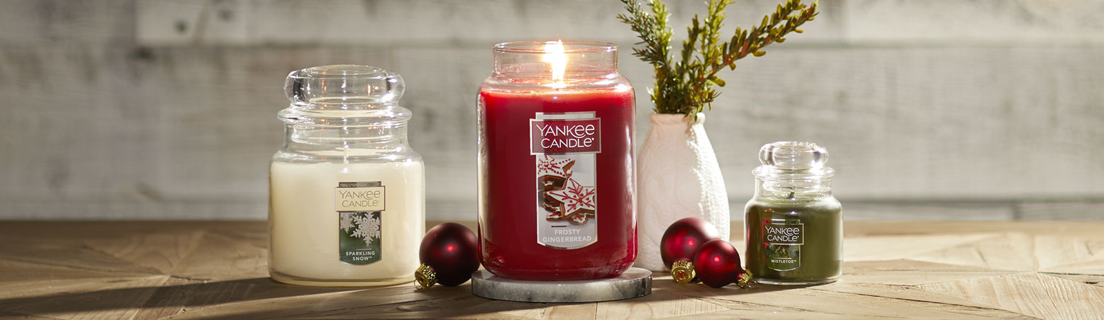 Classic Jar Candles - Yankee Candle®