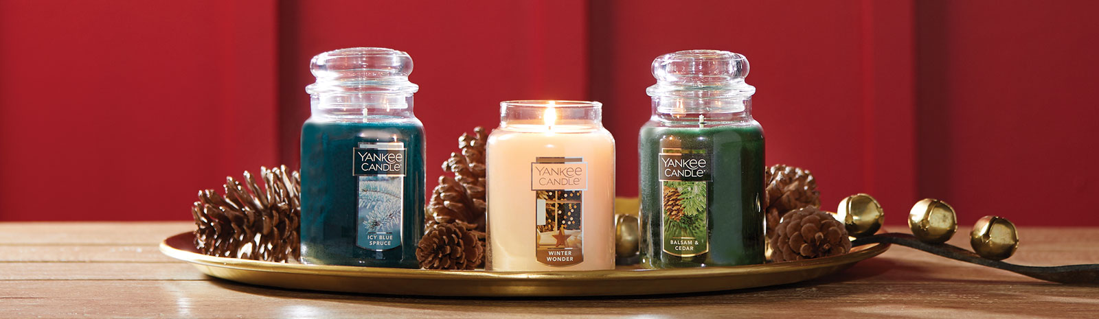 Large Candles - Yankee Candle®