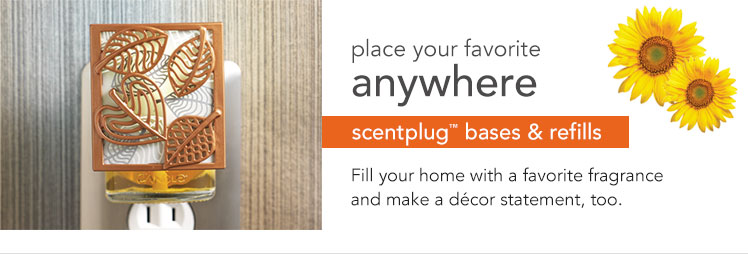 ScentPlug Bases and Refills