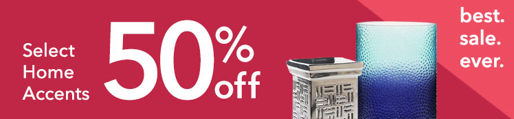 Semi-Annual Sale: 50% Off Select Candle Accessories