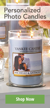 Buy a Personalized Candle now.