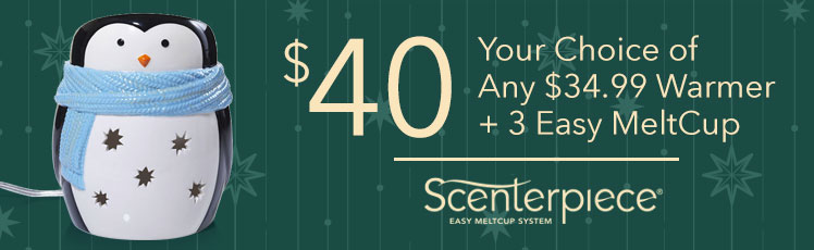 Scenterpiece Showcase: $40 Scenterpiece with LED and Timer + 3 Easy MeltCup