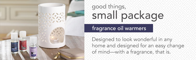 Fragrance Oil & Warmers