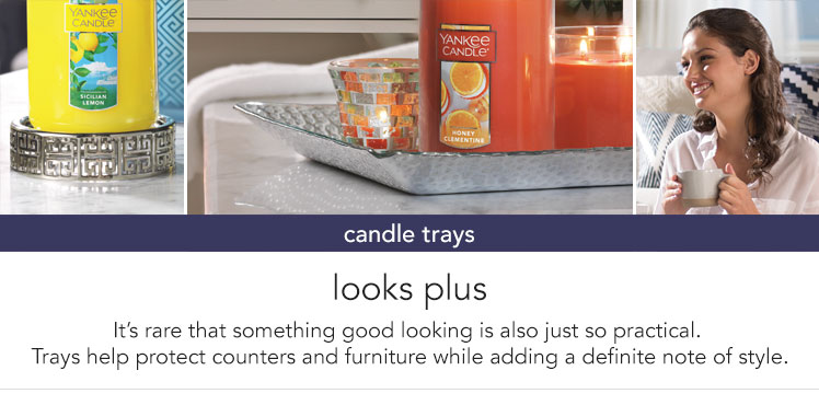 Candle Trays