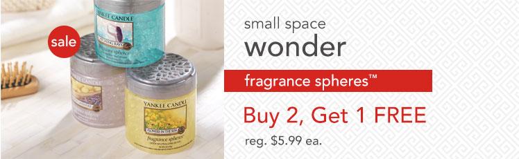 Fragrance Spheres