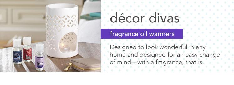 Fragrance Oil & Warmers