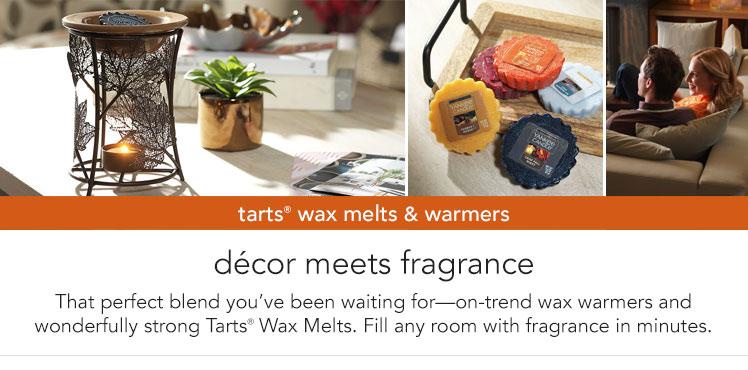 Wax Melts & Warmers