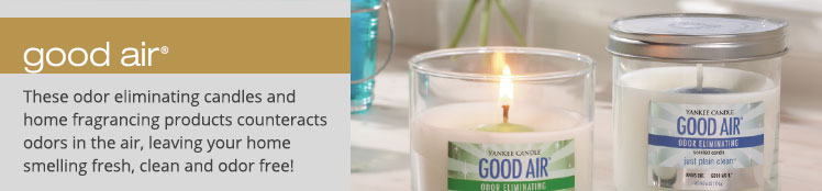 Good Air Candle Collection