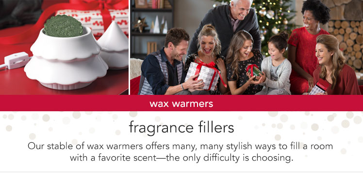 Wax Melts & Warmers