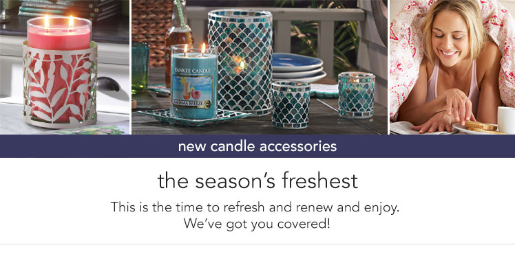 New Arrivals - Candle Accessories
