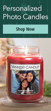 Create a Personalized Photo Candle