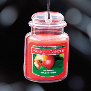 Car Air Fresheners - Yankee Candle