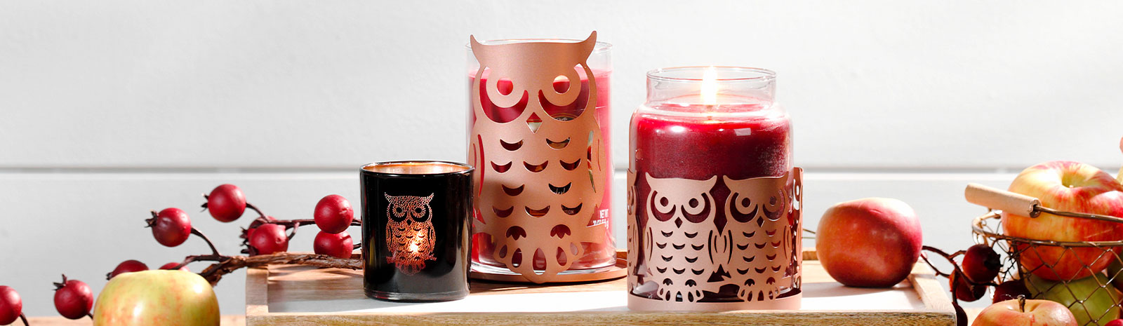 Fall Candle Accessories - Yankee Candle®
