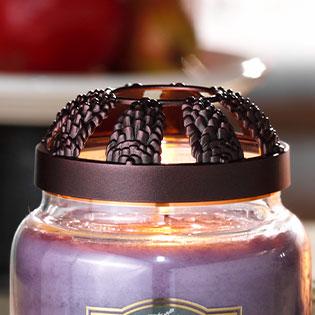 Illuma-Lid® Candle Toppers