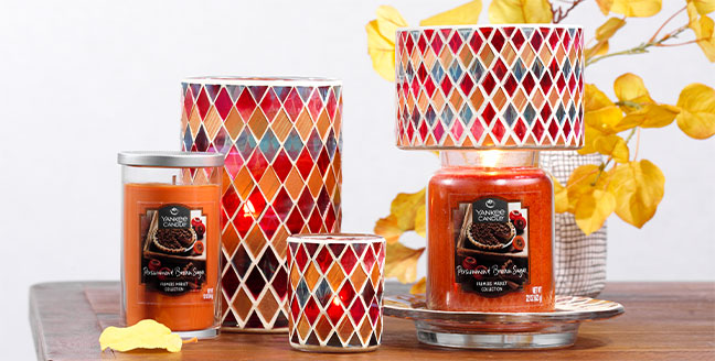New Spring Candles