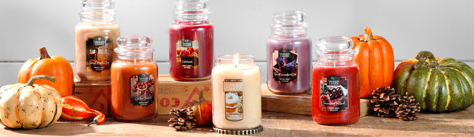 Jar Candles - Yankee Candle®