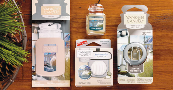 New Car & Small Space Fragrances