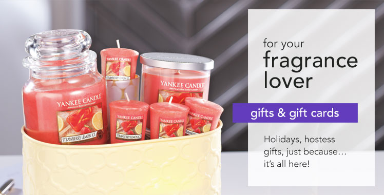 Yankee Candle Gifts, Gift Sets, Gift Cards and Email Gift Cards