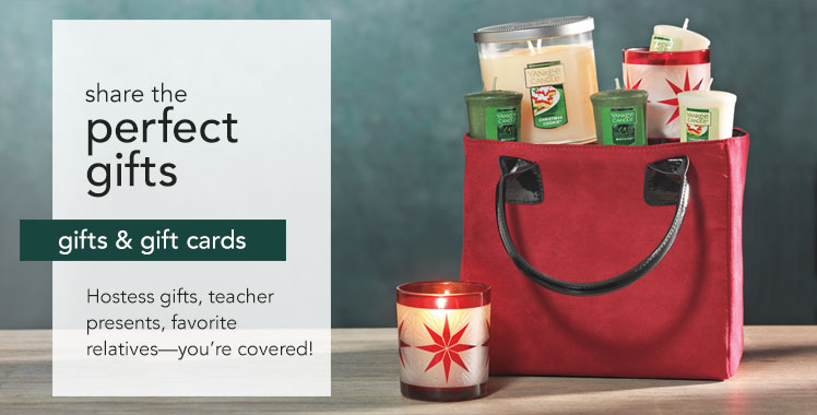Gifts & Gift Cards: Share the perfect gifts. Hostess gifts, teacher presents, favorite relatives - you're covered!