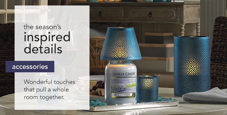 Yankee Candle - Candle Accessories and Home Decor Accent Pieces