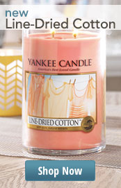 New Line-Dried Cotton Fragrance
