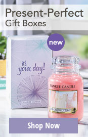 Gift Boxes with Large Jar Candles