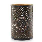 Chrysanthemum Jar Candle Holder