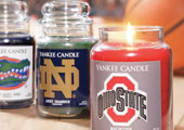 Collegiate Collection: Fan Candles