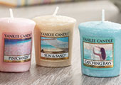 Samplers® Votive Candles