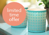 Buy 1, Get 1 50% Off ALL Votive Holders