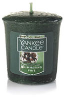 Samplers® Votive Candles. Burn Time: 15 hours. 1.75-oz