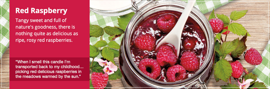 Select your favorite form of Red Raspberry: