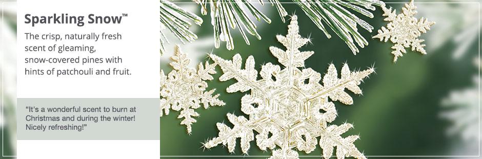 Znalezione obrazy dla zapytania sparkling snow yankee candle
