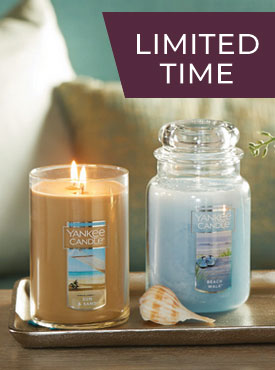 3 for $39: Large Candles