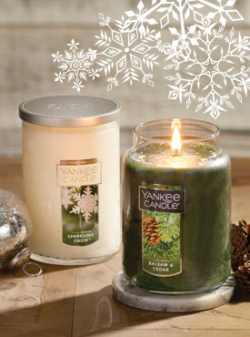 Buy 3, Get 3 FREE: Large Classic Jar and Tumbler Candles
