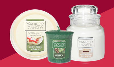 Yankee Candle Candles Air Fresheners Home Fragrance
