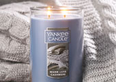 Shop Warm Luxe Cashmere scented candles