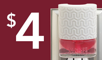 $4 Select Home Fragrance.