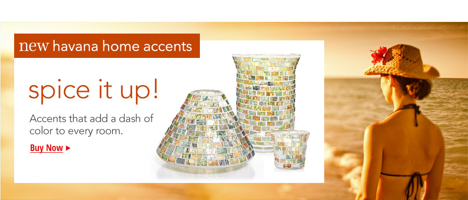 Havana Candles Accessories and home accents