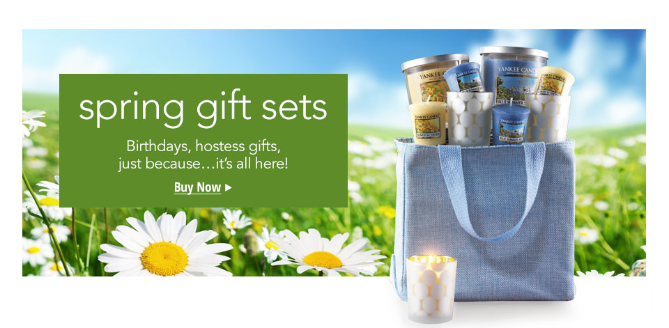 New Spring Gift Sets