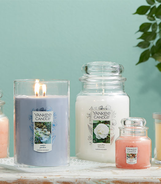 Spring Candles mobile
