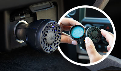 Car Powered Fragrance Diifuser