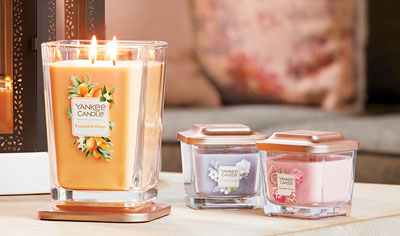 25% OFF NEW SQUARE CANDLES